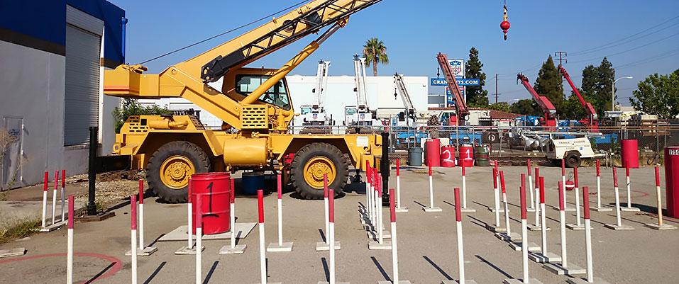 Mobile Crane Operator Certification Courses